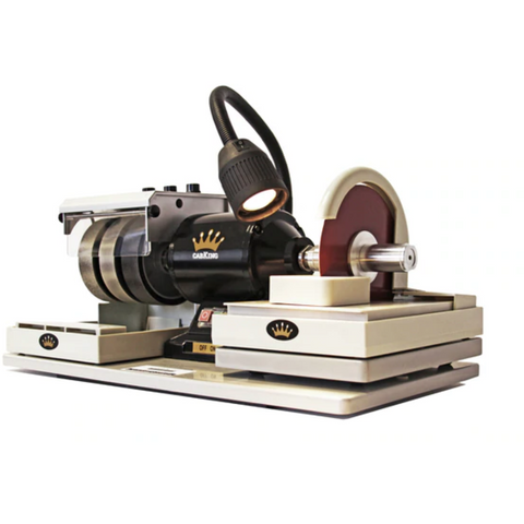 CabKing 6 Inch Grinder Polisher Trim Saw Attachment