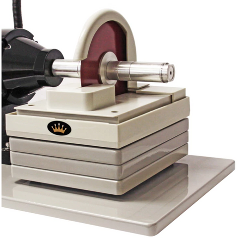 Image of CabKing 8 Inch Grinder Polisher Trim Saw Attachment
