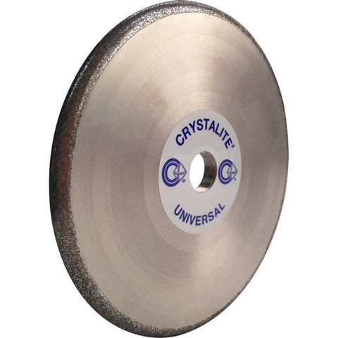 Crystalite Fantasy Full Circle Grinding Wheel  - Lapidary Mart