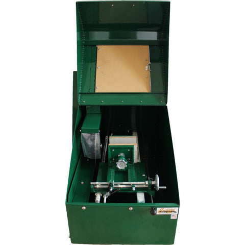 Image of Covington Engineering Covington Engineering 14 Inch Combination Trim & Slab Saw  - Lapidary Mart