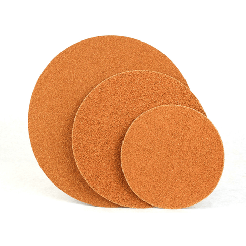Cork Polishing Discs