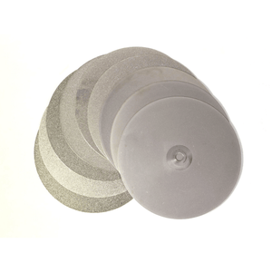 Covington 6 Inch Diamond Faceting Discs