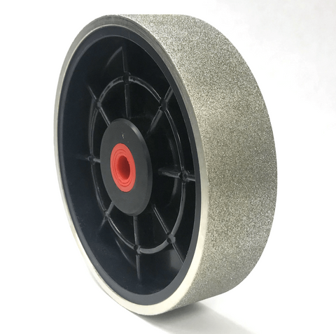 Nickel Bond Diamond Wheel with Plastic Hub