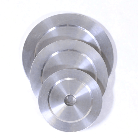 Covington Milled Aluminum Flanges