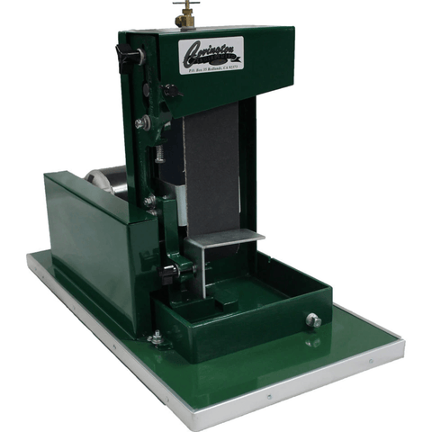 Covington Mounted Wet Belt Sander