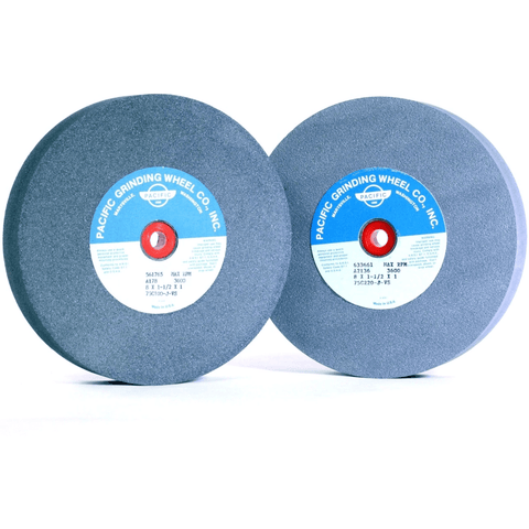 Silicon Carbide Grinding Wheel - 8 Inch