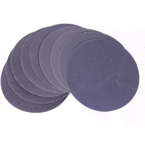 Silicon Carbide Sanding Discs