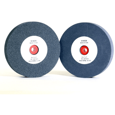 Silicon Carbide Grinding Wheel - 6 Inch