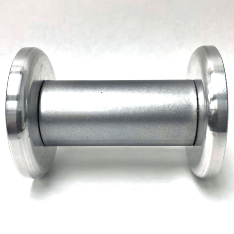 Aluminum Spacer With Flanges