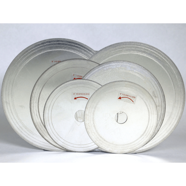 Covington Thin Rim Saw Blades