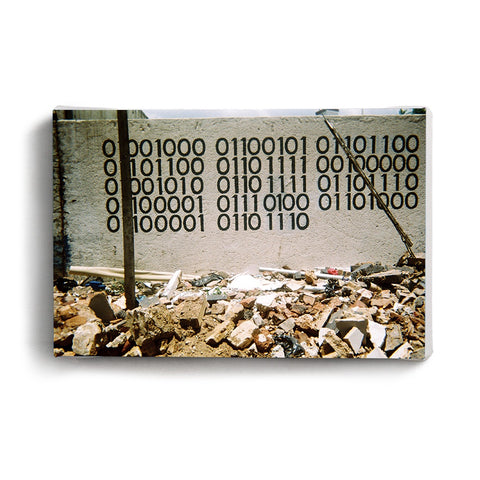 Canvas Print Unapologetic