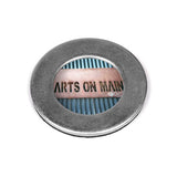Fridge Magnet Arts On Main | www.iiilovelocal.com
