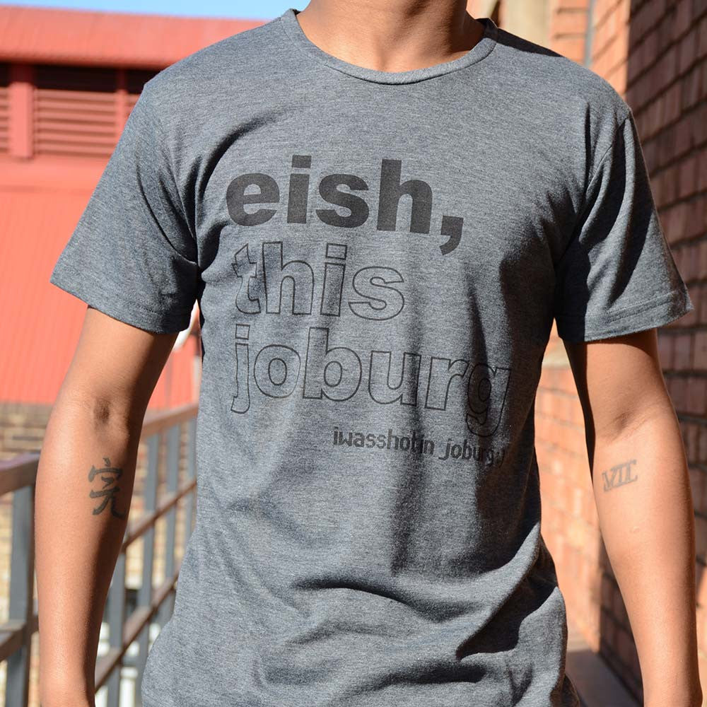 T-Shirt Grey - EISH | www.iiilovelocal.com