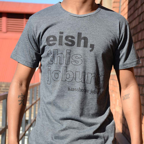 T-Shirt Blue - EISH