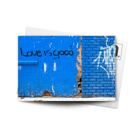 Post Card How Will You Live