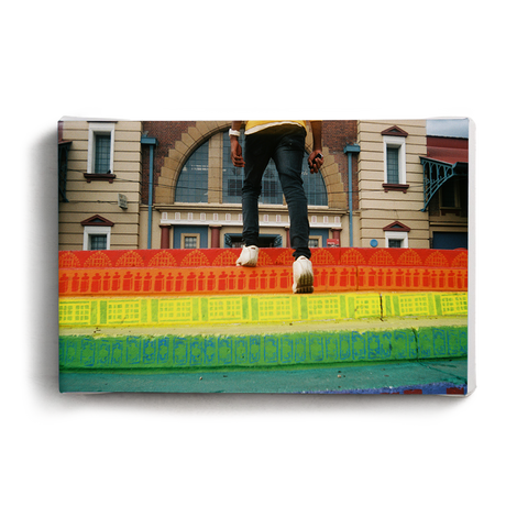 Canvas Print Rainbow