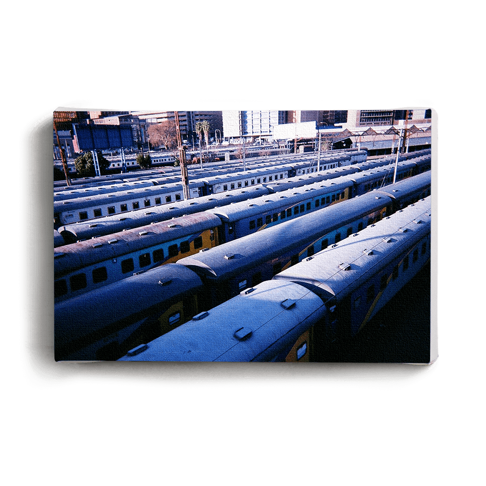 Canvas Print Trains | www.iiilovelocal.com