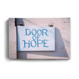 Canvas Print Door Of Hope | www.iiilovelocal.com