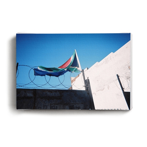 Canvas Print Johannesburg City View