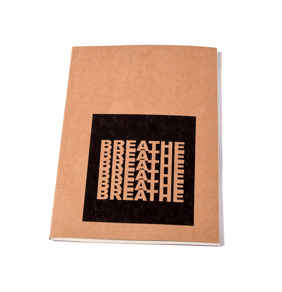 Notebook Brown Floppy Cover Breath | www.iiilovelocal.com