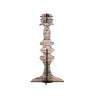 Recycled Rolled Paper Candle Stick - Single | www.iiilovelocal.com