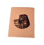 Notebook Brown Floppy Cover Boxing Madiba Building | www.iiilovelocal.com