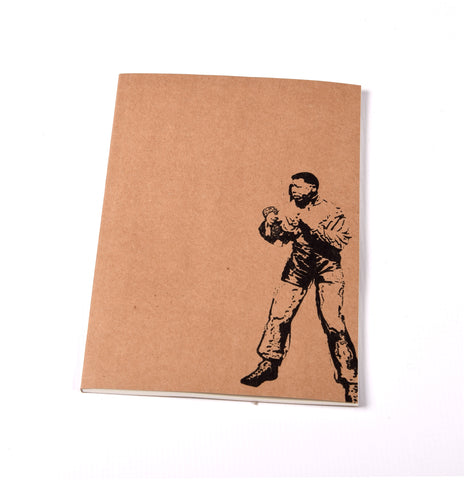 Notebook Brown Floppy Cover Laugh