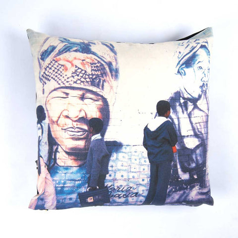 Cushion Cover Madiba Star