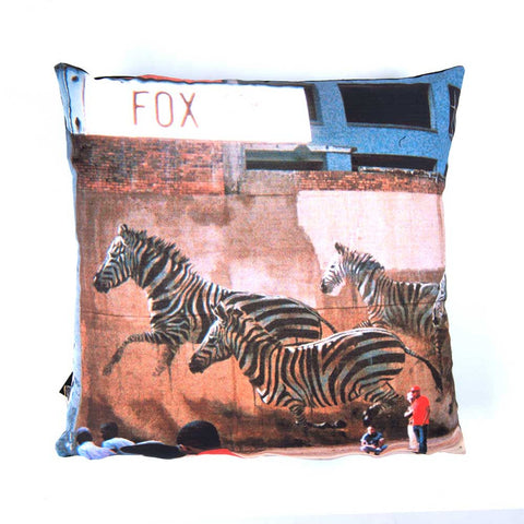 Cushion Cover Made In Africa
