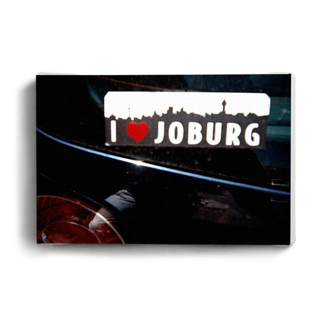 Post Card I Love Johannesburg
