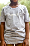 Teens-T Light Grey - Howzit