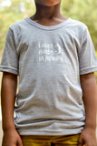 Kids-T Light Grey - Iwassmade | www.iiilovelocal.com