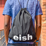 Drawstring Bag Eish | www.iiilovelocal.com