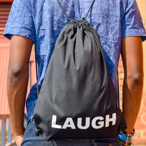 Shopping Bag Laugh