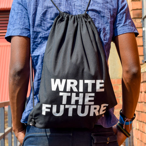 Shopping Bag Write The Future