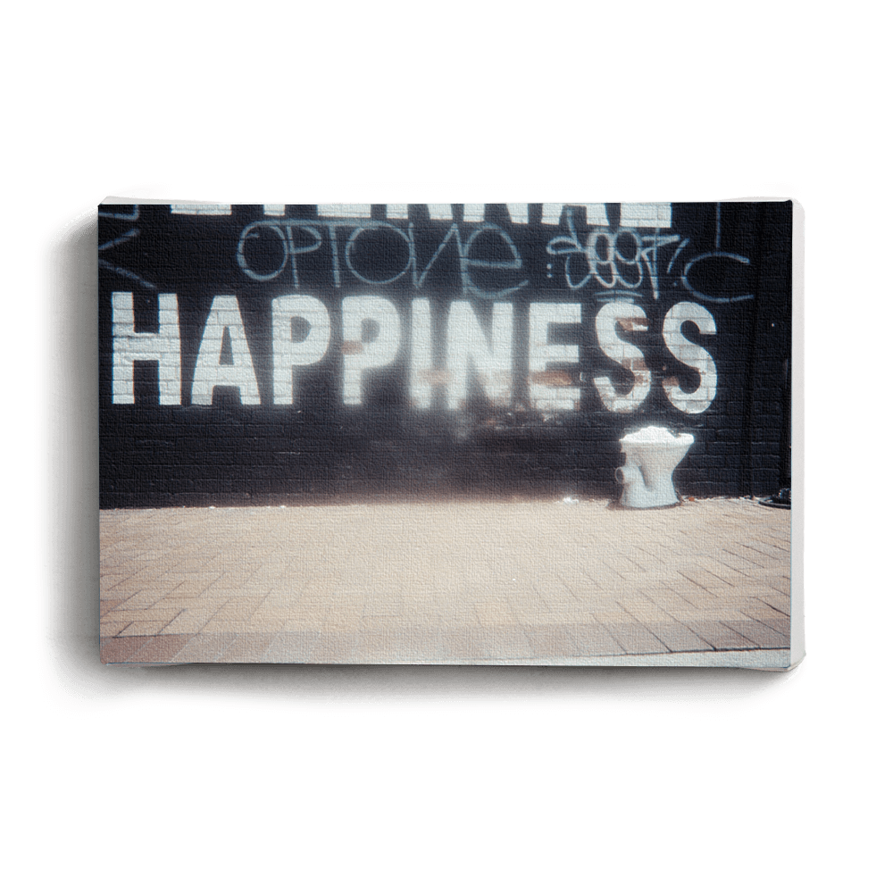 Canvas Print Happiness | www.iiilovelocal.com