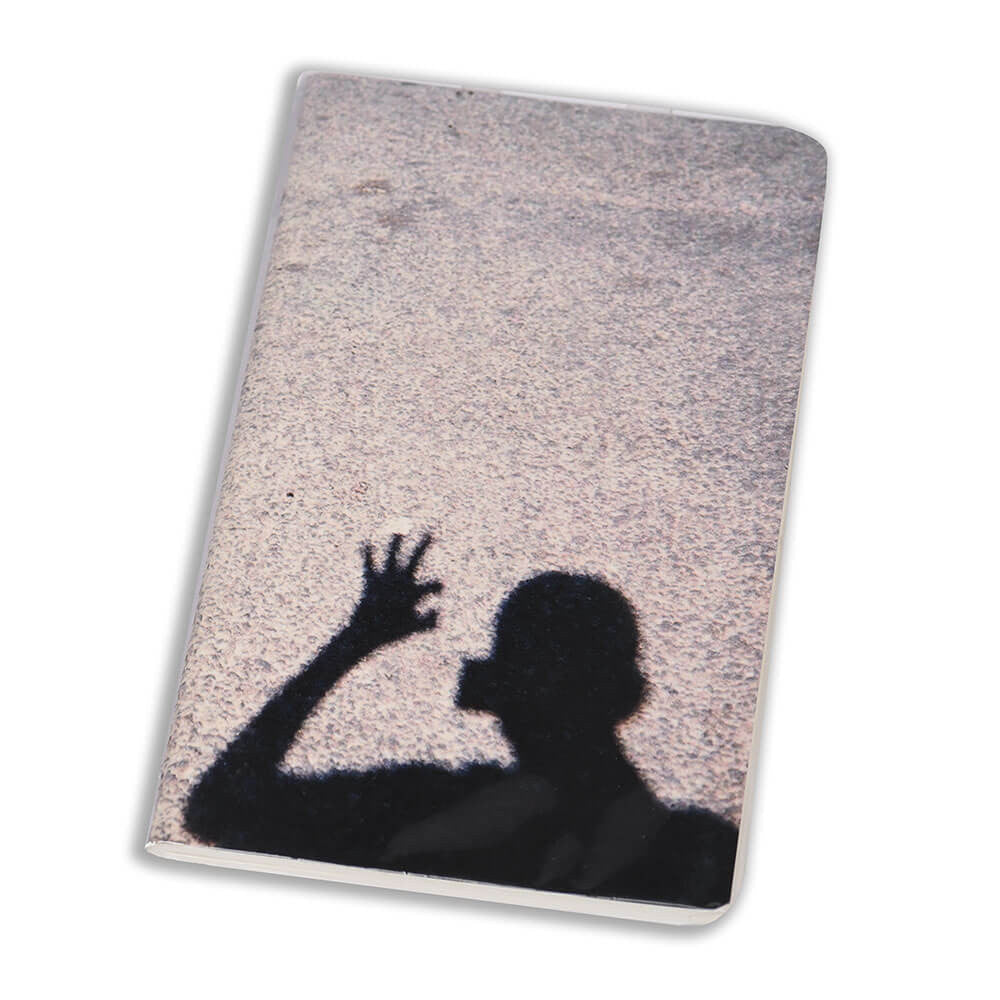 Notebook Floppy Cover Shadow Hand | www.iiilovelocal.com