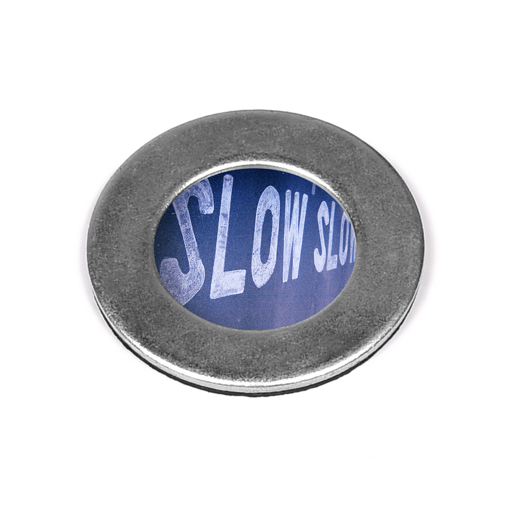 Fridge Magnet Slow | www.iiilovelocal.com