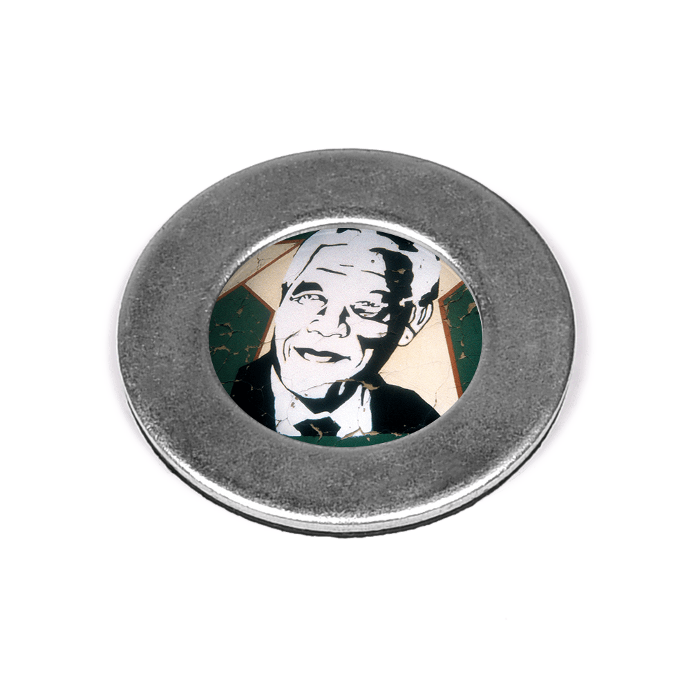Fridge Magnet Madiba Star | www.iiilovelocal.com