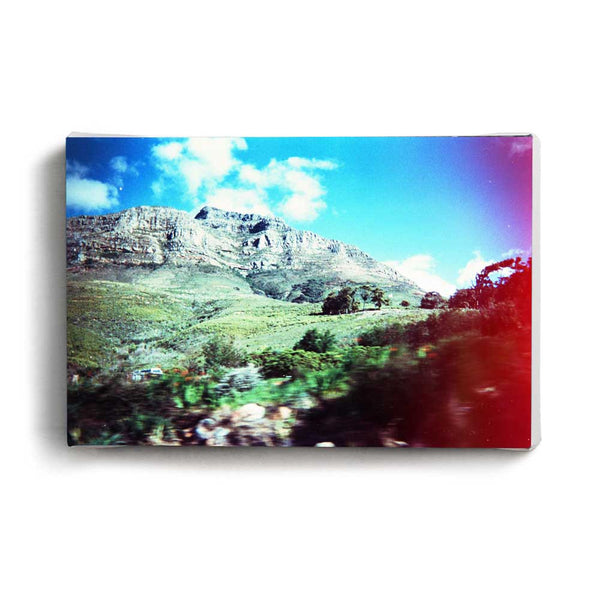 Canvas Print Drive By Mountain | www.iiilovelocal.com