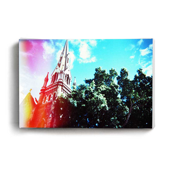 Canvas Print Church | www.iiilovelocal.com
