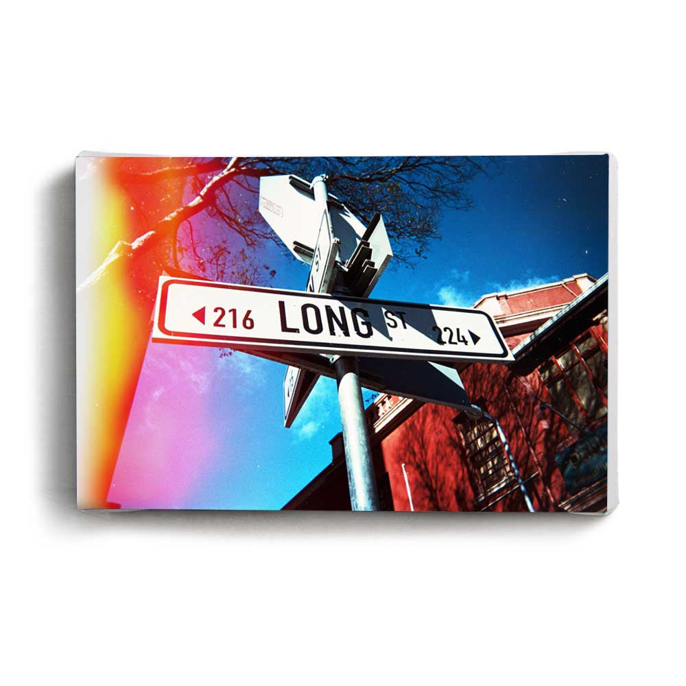 Canvas Print Long Street | www.iiilovelocal.com