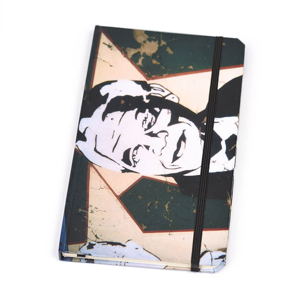 Notebook Hard Cover Madiba Star | www.iiilovelocal.com