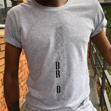 T-shirt JoburgBRB Melange | www.iiilovelocal.com