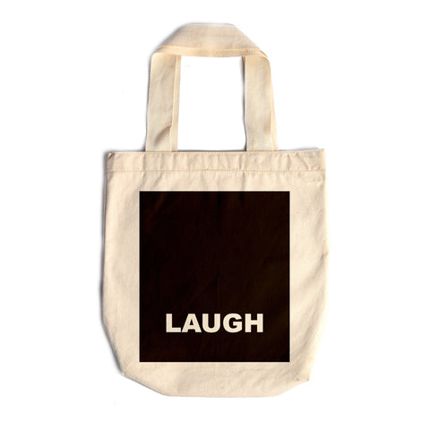 Drawstring Bag Laugh