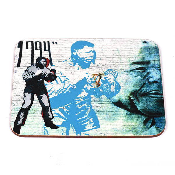 Place Mat Set - Madiba | www.iiilovelocal.com