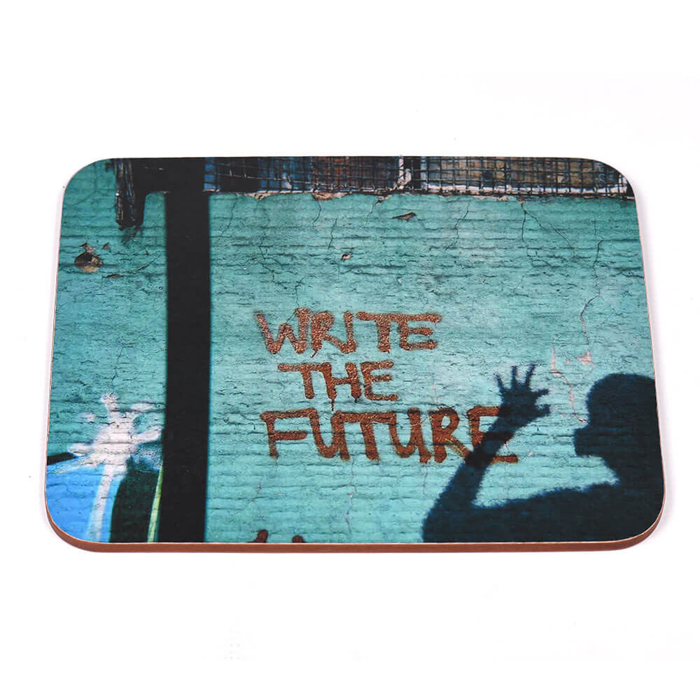 Place Mat Set- Write the Future | www.iiilovelocal.com