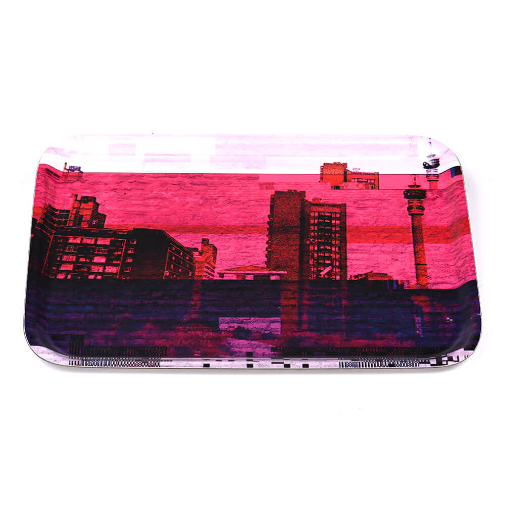 Serving Tray- Pink JHB | www.iiilovelocal.com