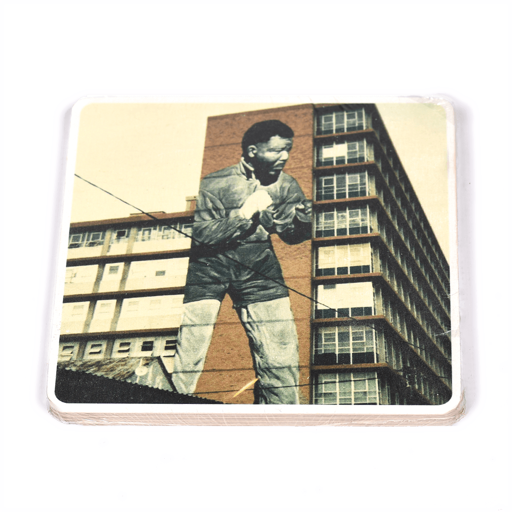 Wooden Photo Block Boxing Madiba Building | www.iiilovelocal.com