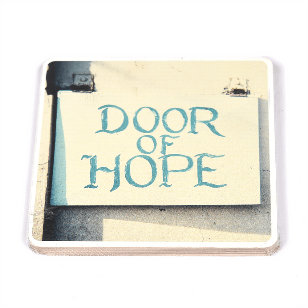 Wooden Photo Block Door Of Hope | www.iiilovelocal.com